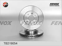 FENOX - Гальмівні диски   Aveo (TB219054)