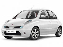 Авточехлы NISSAN MICRA 2003-2010