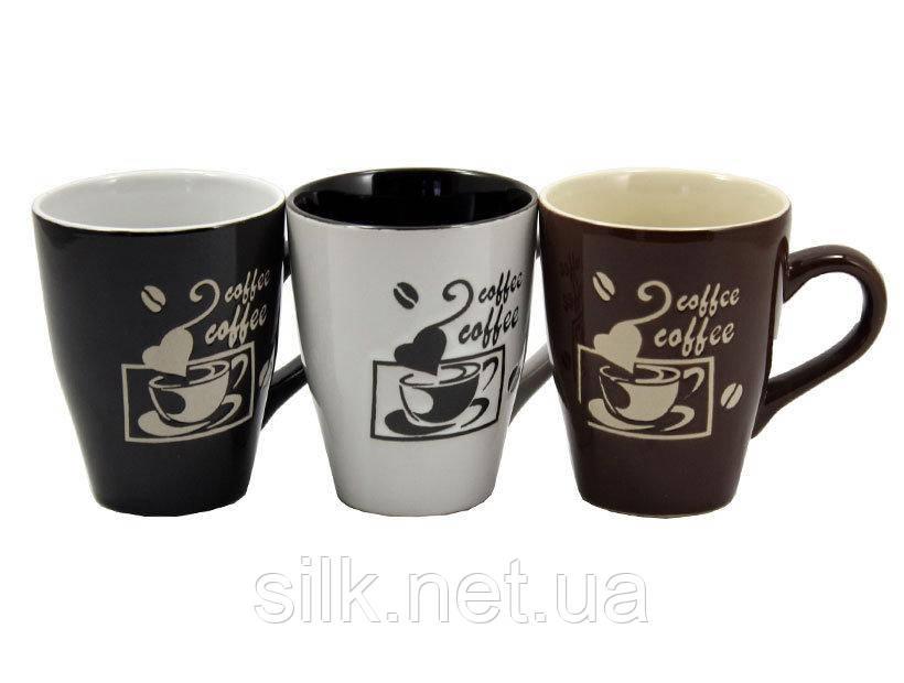 Кружка керамічна 300мл COFFEE CH 8