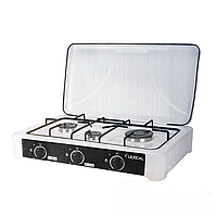 Газовая плита на 3 конфорки Lexical LGS-2801