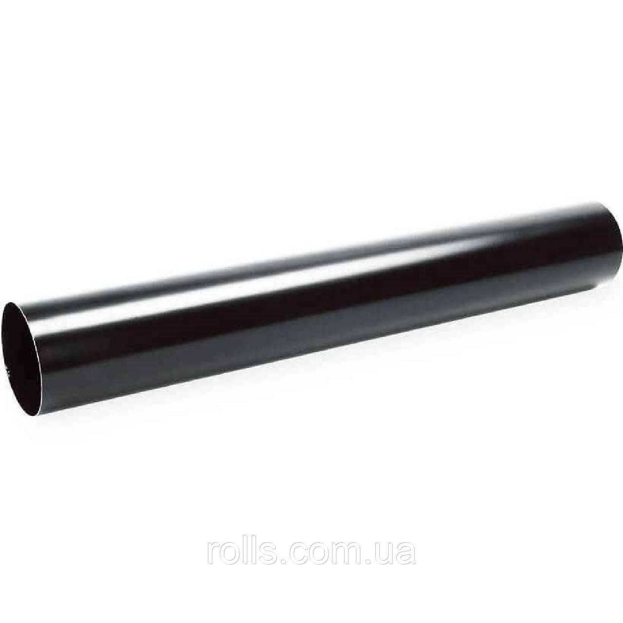 Труба водосточная 1 м.п. Galeco Stal 150/100 труба водостічна 1 м.п. SS100-_-RU100-G