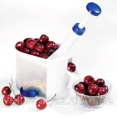 Машинка для удаления косточек из вишни, черешни, оливок, маслин