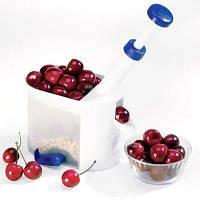 Машинка для удаления косточек из вишни, черешни, оливок, маслин, фото 1