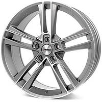 Литые диски Autec Rias R20 W8.5 PCD5x120 ET40 DIA64.1 (titan silver)