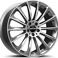 Литые диски GMP Italia Stellar R22 W9 PCD5x112 ET25 DIA66.6 (anthracite polished)