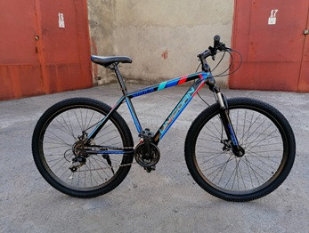 Велосипед Unicorn Shock 29 железо