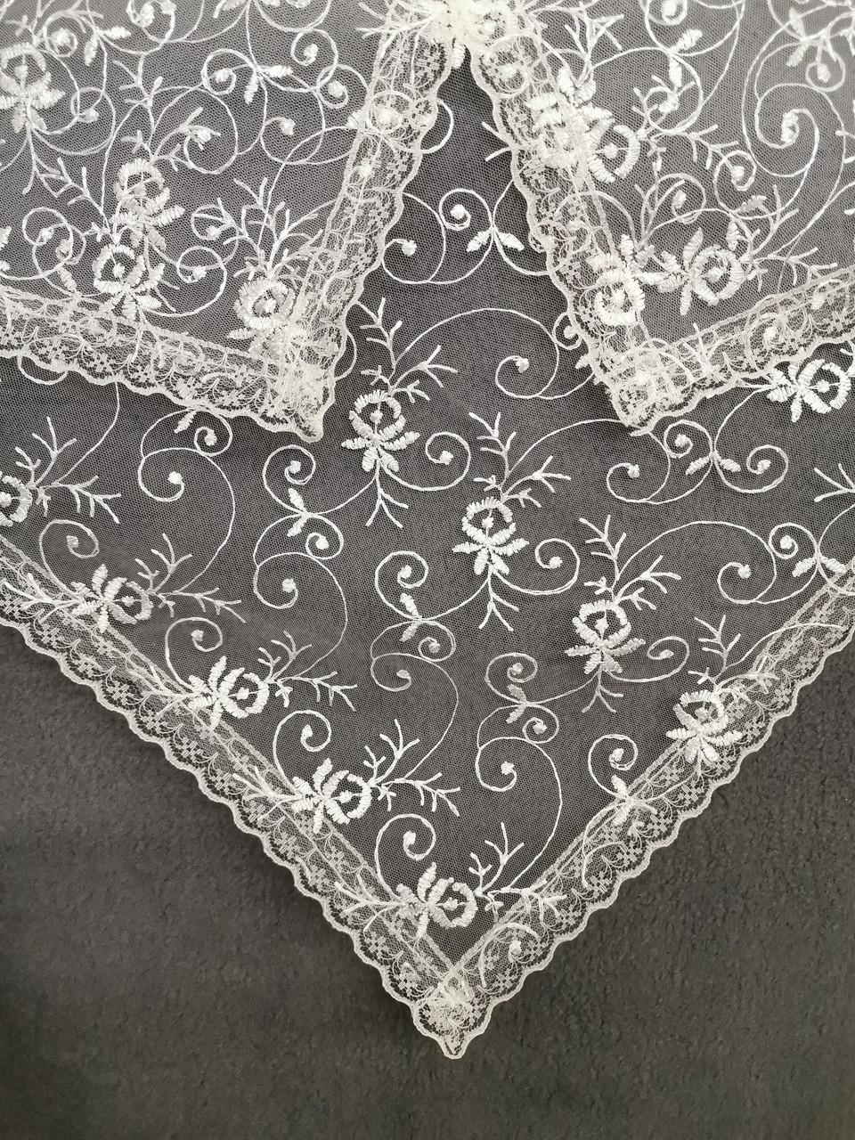 Венчальный платок Кs 19
