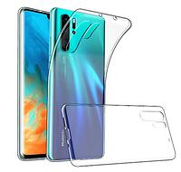 Прозрачный чехол для Huawei P30 Рro силиконовый (хуавей п30 про)