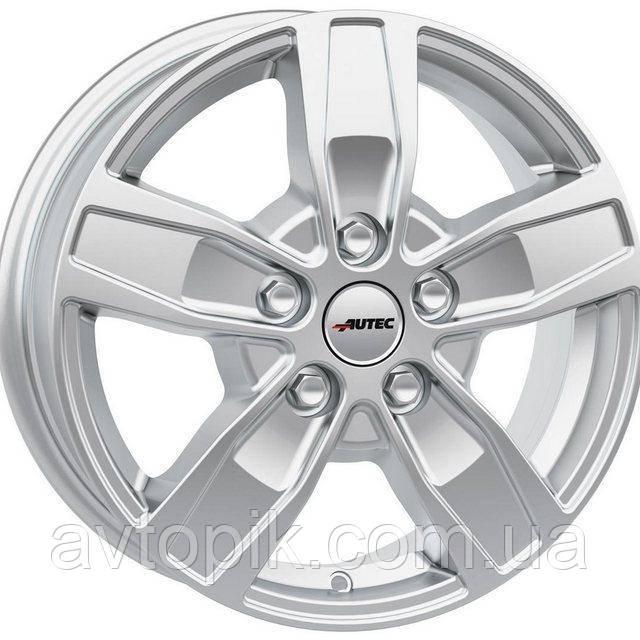 Литые диски Autec Quantro R17 W7 PCD6x130 ET57 DIA84.1 (matt black)