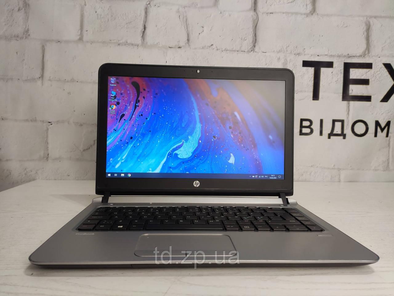 Ноутбук HP Probook 430 13,1' Intel Pentium 4405u / 4Gb DDR 4 /  120Gb SSD / Intel HD Graphics 510