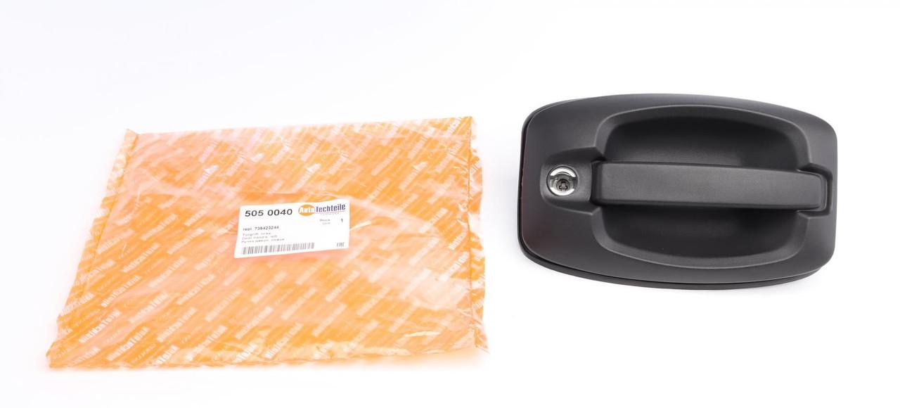 Ручка передньої лівої двері Citroen Jumper/Fiat Ducato/Peugeot Boxer 06- (5050040) AUTOTECHTEILE