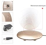 """3D светильник-ночник """"Луна левитационная"""" 3DTOYSLAMP, фото 2"""