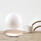 """3D светильник-ночник """"Луна левитационная"""" 3DTOYSLAMP, фото 5"""
