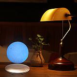 """3D светильник-ночник """"Луна левитационная"""" 3DTOYSLAMP, фото 7"""