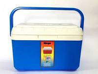 Термобокс Mega 8 л синий