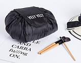 Умная косметичка Vely Vely розовая, Органайзеры, косметички, кофры, фото 3