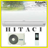 Настенный кондиционер для дома Hitachi RAK25PEC, RAC25WEC ENTRY INVERTER R410a , инверторная сплит-система