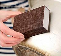 Чудо-губка для чистки сковородок и кастрюль, товары для кухни, товары для дома