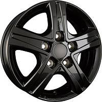 Литі диски Borbet CWD R16 W6 PCD5x130 ET68 DIA78.1 (gloss black)