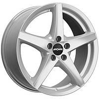 Литые диски Ronal R41 R17 W8 PCD5x112 ET48 DIA76 (silver)