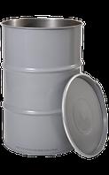 Бочка пищевая 200 литров со съёмной крышкой, металлическая