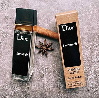 TESTER Мужской мини-парфюм Fahrenheit (Фаренгейт) 40мл реплика