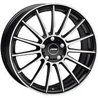 Литые диски Autec Lamera R18 W8 PCD5x105 ET35 DIA56.6 (matt black polished)