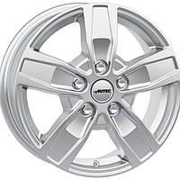 Литые диски Autec Quantro R18 W7.5 PCD5x118 ET66 DIA71.1 (brilliant silver)