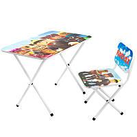 """Детский столик с стульчиком Ommi """"Роблокс"""" 578"""