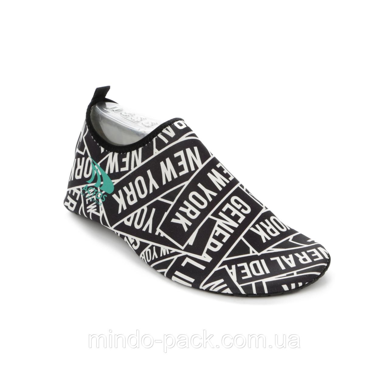 Actos Skin Shoes (разм. 37-37.5) (New York Black)