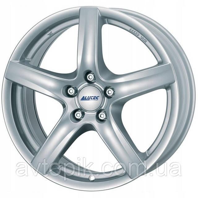 Литые диски Alutec Grip R17 W7.5 PCD5x130 ET55 DIA71.6 (graphite)