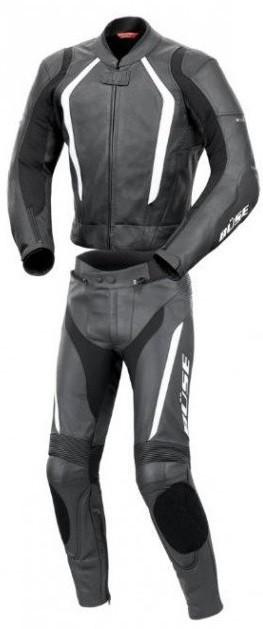 Мотокомбинезон раздельный Buse Jeres Combi черно-белый, 50