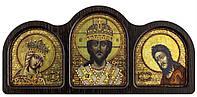 Набор для вышивания крестом Нова Слобода СЕ-6002 Триптих Царь Царей
