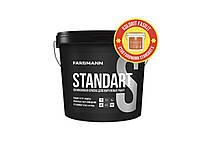 Латексная силиконовая краска STANDART S для наружных работ, Farbmann Standart S ( Fasilit )