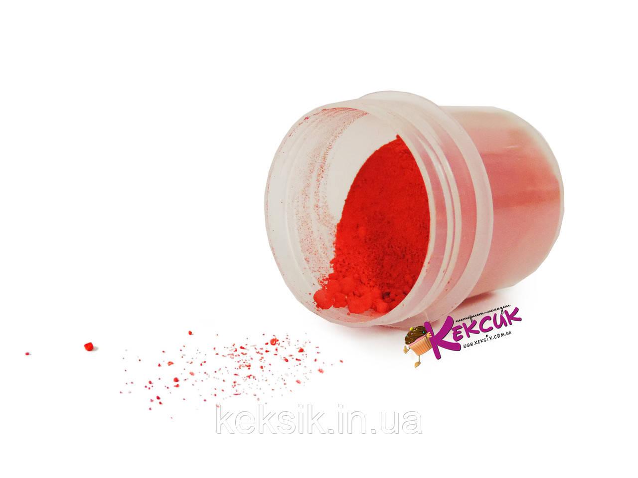 Краситель для тонировки (цветочная пыльца) Рубин