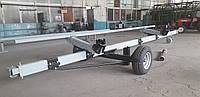 Тележка для транспортировки жатки, фото 1
