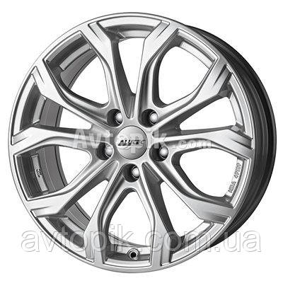 Литі диски Alutec W10 R20 W9 PCD5x112 ET35 DIA66.6 (racing black front polished)