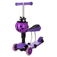 Самокат JR 3-016 (Violet)