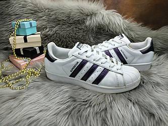 Женские кроссовки Adidas Superstar (35,5 размер) бу
