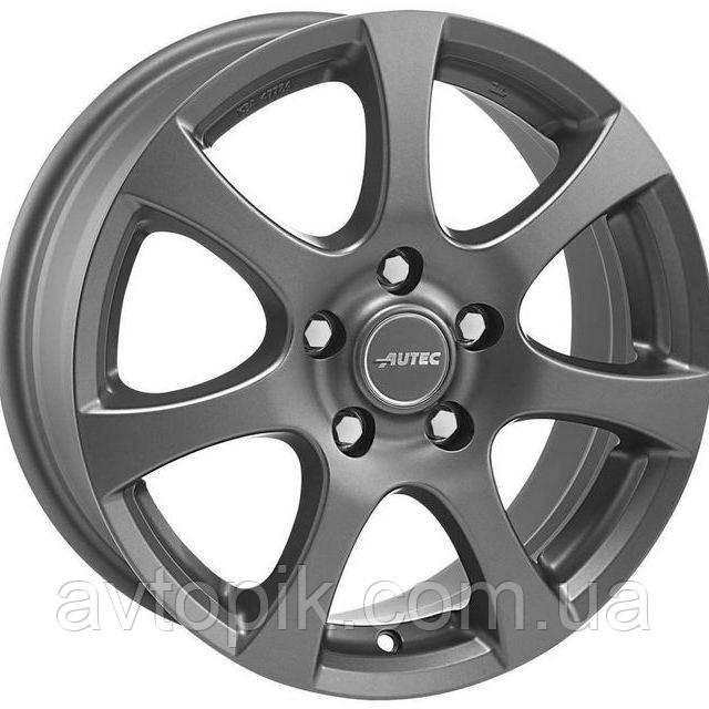 Литые диски Autec Zenit R14 W5.5 PCD4x100 ET38 DIA60.1 (brilliant silver)