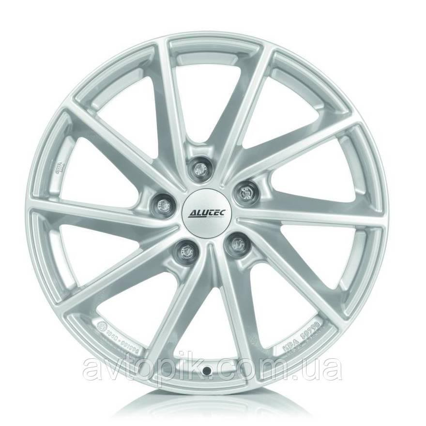 Литі диски Alutec Singa R16 W6.5 PCD5x114.3 ET38 DIA67.1 (polar silver)