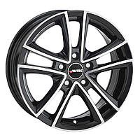 Литые диски Autec Yukon R16 W7 PCD5x112 ET38 DIA70.1 (black polished)