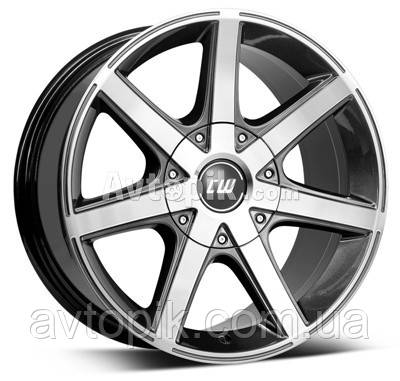 Литі диски Borbet CWE R18 W8.5 PCD5x115 ET35 DIA70.1 (mistral anthracite polished)