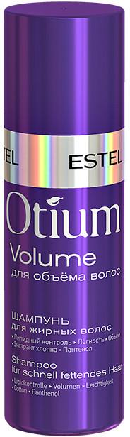 Шампунь для объёма жирных волос Estel Professional Otium Volume 60 мл