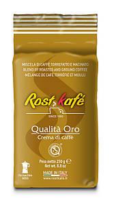 Кава мелена Qalita Oro 250 гр