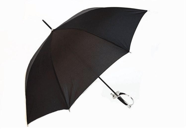 Зонт мужской Черный (AL170018)