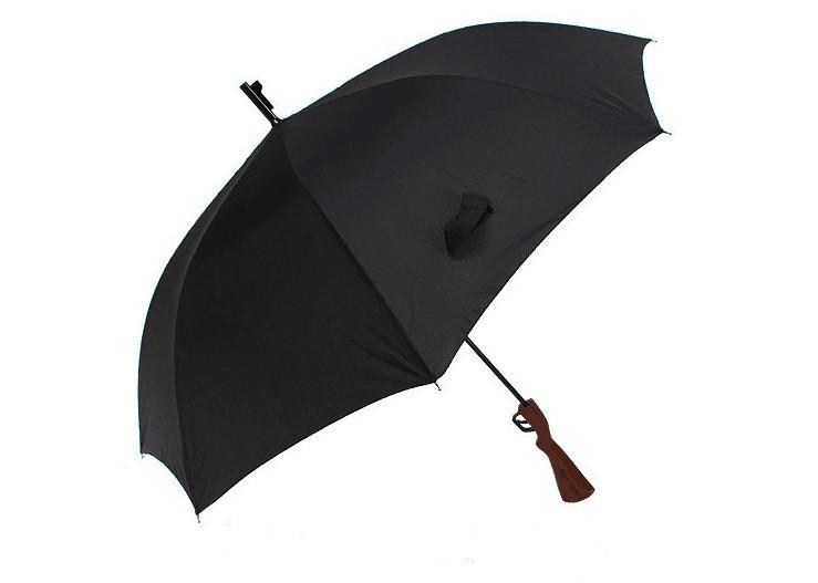 Зонт мужской Черный (AL170023)