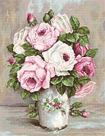 Набор для вышивки крестом Luca-S B574 Смешанные розы