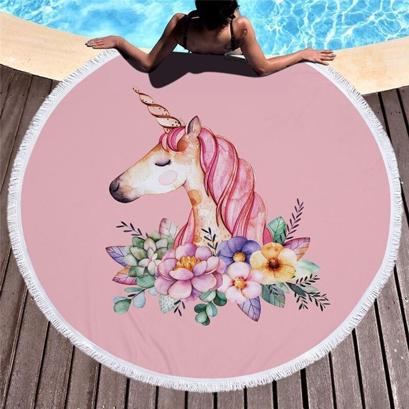 """ЛЕТНЯЯ НОВИНКА! Невероятные, сочные и яркие трендовые полотенца для пляжа и пикника ткань """"Микрофибра"""" 5"""