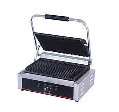 Электрический гриль-барбекю прижимной Berg HEG-811E ( Panini/2200 Вт )
